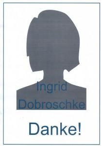 I Dobroschke spendenwand