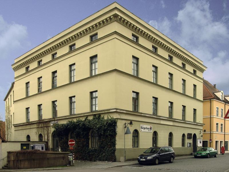 Burgerhaus Regensburg