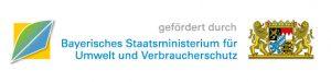 Logo Bayer. Staatsministerium für Umwelt und Verbraucherschutz
